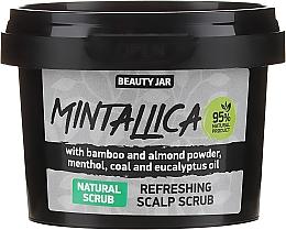 Parfums et Produits cosmétiques Gommage rafraîchissant pour cuir chevelu - Beauty Jar Mintallica Refreshing Scalp Scrub