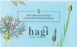 Parfums et Produits cosmétiques Savon naturel à l'huile d'amande - Hagi Soap