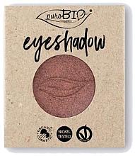 Parfums et Produits cosmétiques Fard à paupières minéral, recharge - PuroBio Cosmetics Ecological Eyeshadow Matte Refill