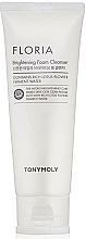 Parfums et Produits cosmétiques Mousse nettoyante à l'eau de lotus pour visage - Tony Moly Floria Brightening Foam Cleanser