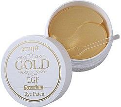 Parfums et Produits cosmétiques Patchs hydrogel contour des yeux - Petitfee & Koelf Premium Gold & EGF Eye Patch