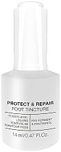 Parfums et Produits cosmétiques Teinture antibactérienne pour ongles de pieds - Alessandro International Spa Protect & Repair Foot Tincture