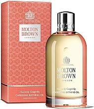 Parfums et Produits cosmétiques Molton Brown Heavenly Gingerlily Caressing Bathing Oil - Huile de bain