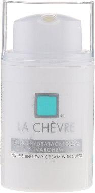 Crème de jour au caillé pour visage - La Chevre Epiderme Moisturizing Day Cream With Curd — Photo N1