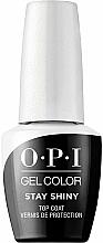 Parfums et Produits cosmétiques Top coat - O.P.I. Gel Stay Shiny Top Coat