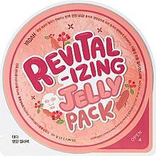 Parfums et Produits cosmétiques Masque tissu pour visage - Yadah Revitalizing Jelly Pack