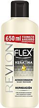 Parfums et Produits cosmétiques Baume à la kératine pour cheveux - Revlon Flex Keratin Balsam Conditioner Damaged Hair