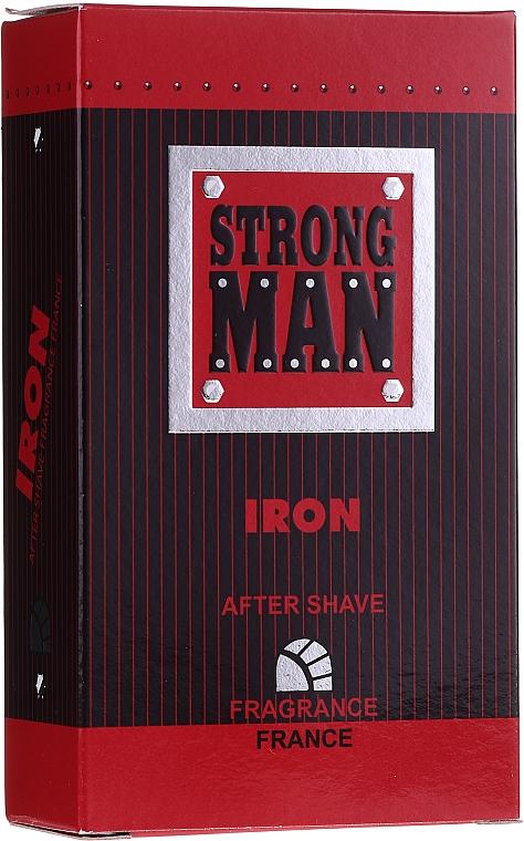 Lotion après-rasage - Strong Men After Shave Iron