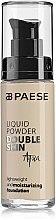 Parfums et Produits cosmétiques Fond de teint - Paese Liquid Powder Double Skin Aqua