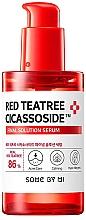 Parfums et Produits cosmétiques Sérum à l'extrait d'arbre à thé pour visage - Some By Mi Red Tea Tree Cicassoside Final Solution Serum