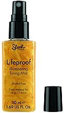 Parfums et Produits cosmétiques Spray fixateur de maquillage - Sleek MakeUP Lifeproof Illuminating Fixing Mist