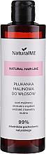 Parfums et Produits cosmétiques Soin de rinçage au vinaigre de framboise pour cheveux - NaturalME Natural Hair Line Balm