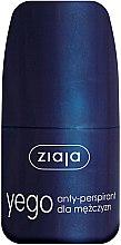 Parfums et Produits cosmétiques Déodorant roll-on - Ziaja Anti-perspirant for Men