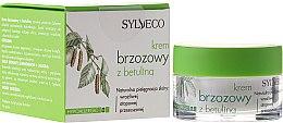 Parfums et Produits cosmétiques Crème hypoallergénique au bouleau et bétuline pour visage - Sylveco Hypoallergic Birch Day And Night Cream