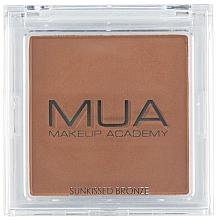 Parfums et Produits cosmétiques Poudre bronzante - MUA Bronzer Sunkissed Bronze