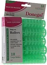 Parfums et Produits cosmétiques Bigoudis, 23 mm, 10 pcs. - Donegal Hair Curlers