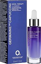 Parfums et Produits cosmétiques Sérum à la réglisse et huile d'abricot pour visage - Germaine de Capuccini Excel Therapy O2 Essence