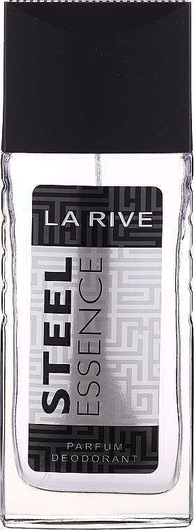 La Rive Steel Essence - Déodorant spray parfumé — Photo N1