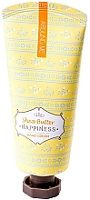 Parfums et Produits cosmétiques Crème au beurre de karité pour mains - Welcos Around Me Happiness Hand Cream Shea Butter