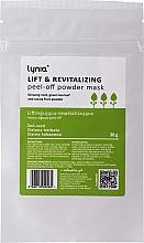 Parfums et Produits cosmétiques Masque peel-off en poudre pour visage - Lynia Lift & Revitalizing Peel-off Powder Mask