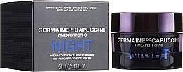 Parfums et Produits cosmétiques Crème de nuit aux protéines de lait - Germaine de Capuccini Timexpert SRNS Night High Recovery Comfort Cream