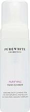 Parfums et Produits cosmétiques Mousse nettoyante pour visage - Pure White Cosmetics Purifying Foam Cleanser