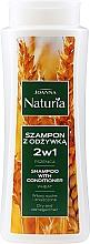 Parfums et Produits cosmétiques Shampooing et après-shampooing au blé - Joanna Naturia Shampoo With Conditioner With Wheat