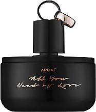 Parfums et Produits cosmétiques Armaf All You Need is Love - Eau de Parfum
