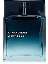 Parfums et Produits cosmétiques Armand Basi Night Blue - Eau de Toilette