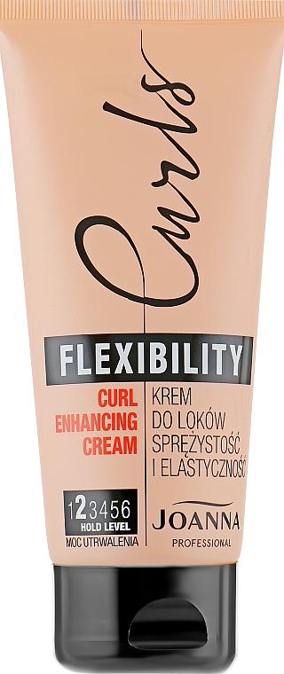 Crème pour cheveux bouclés - Joanna Professional Curls Flexibility Curl Enhancing Cream