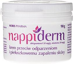 Parfums et Produits cosmétiques Crème protectrice et hypoallergénique pour les irritations de la peau - Nappiderm