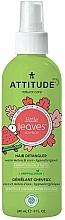 Parfums et Produits cosmétiques Spray démêlant pour cheveux - Attitude Detangling Spray Watermelon And Coconut
