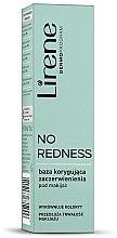 Parfums et Produits cosmétiques Base de maquillage anti-rougeurs - Lirene No Redness