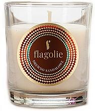 Parfums et Produits cosmétiques Bougie parfumée Bois de Santal - Flagolie Fragranced Candle Sandalwood