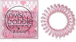 Parfums et Produits cosmétiques Élastiques à cheveux - Invisibobble Original Rose Muse