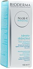 Parfums et Produits cosmétiques Shampooing exfoliant, anti-inflammatoire et antiprurigineux à l'huile de ricin et acide salicylique - Bioderma Node K