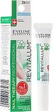 Parfums et Produits cosmétiques Sérum à l'aloe vera pour ongles - Eveline Cosmetics Nail Therapy Professional Serum Aloe Conditioner