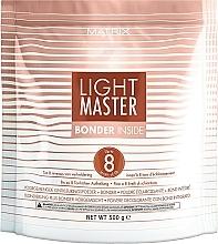 Parfums et Produits cosmétiques Poudre éclaircissante au complexe protecteur pour cheveux - Matrix Light Master 8 Bonder Inside