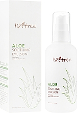 Parfums et Produits cosmétiques Émulsion à l'extrait d'aloe vera pour visage - Isntree Aloe Soothing Emulsion