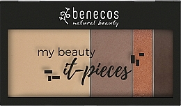 Parfums et Produits cosmétiques Palette de maquillage (recharge remplaçable) - Benecos It-Pieces Freaking Hot Palette Refill