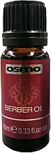 Parfums et Produits cosmétiques Soin aux huiles d'avocat et d'argan pour cheveux (mini) - Osmo Berber Oil