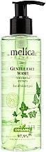 Parfums et Produits cosmétiques Gel nettoyant doux aux extraits végétaux pour visage - Melica Organic Gentle Face Wash