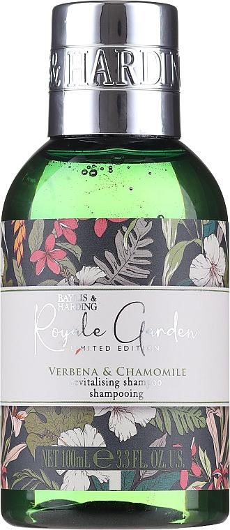 Coffret cadeau - Baylis & Harding Royale Garden Verbena & Chamomile (cond/50ml + sh/cr/100ml + shm/100ml + h/cr/50ml + bag/1pcs) — Photo N5