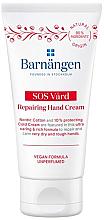 Parfums et Produits cosmétiques Crème pour mains, peaux sèches - Barnangen SOS Vard Repairing Cream