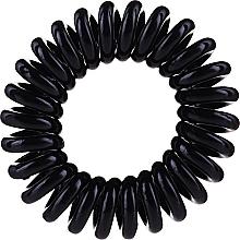 Parfums et Produits cosmétiques Elastique à cheveux, noir - HH Simonsen Hair Cuddles Black
