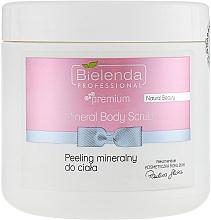 Parfums et Produits cosmétiques Gommage minéral à l'huile d'argan pour corps - Bielenda Natural Beauty Mineral Body Scrub