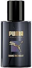 Parfums et Produits cosmétiques Puma Shake The Night - Eau de toilette