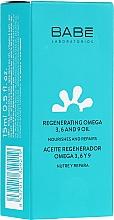 Parfums et Produits cosmétiques Huile régénérante à l'huile de rose musquée pour visage - Babe Laboratorios Regenerating Rosa Moschata Oil