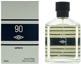 Parfums et Produits cosmétiques Umbro 90 White - Eau de Toilette