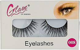 Parfums et Produits cosmétiques Faux-cils, №008 - Glam Of Sweden Eyelashes